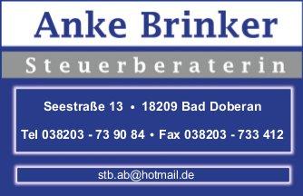 Steuerberatung Anke Brinker